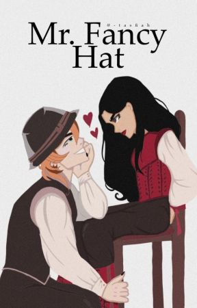 Mr. Fancy Hat   Chuuya Nakahara by KookaineAddict