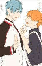 Haikyu & KNB by Anime_Lover_6212