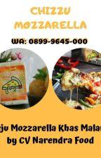 Pabrik Keju Mozzarella Chizzu ke Kabupaten Pacitan by KejuMalang