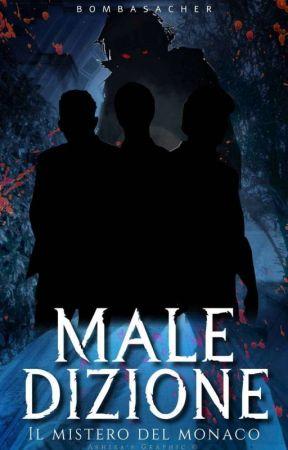 IL MISTERO DEL MONACO  by Bombasacher