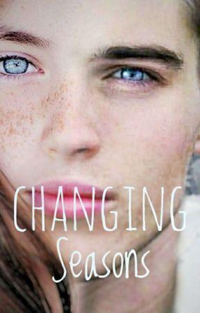 Changing Seasons by TheWritingBug
