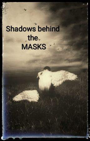 Shadows Behind The Masks ✧ Zarry AU by flightofangel