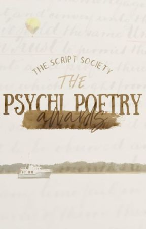 Psychi Poetry (and One-Shots) Awards by ScriptSociety