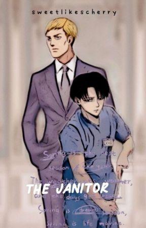 [ERURI] - The Janitor by sweetlikescherry
