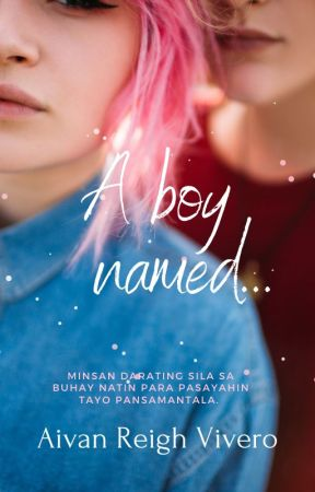 A Boy Named... by iamaivanreigh
