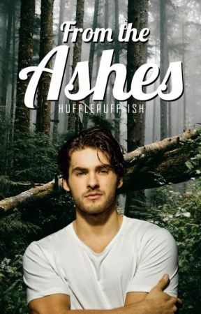 From the Ashes ∘ Nathan Miller by hufflepuff-ish
