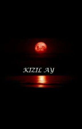 KIZIL AY by yasirr43