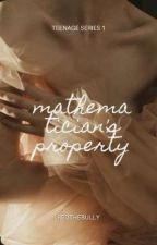 TEENAGE SERIES1: Mathematician's Property (On-Going) by crypticallyred