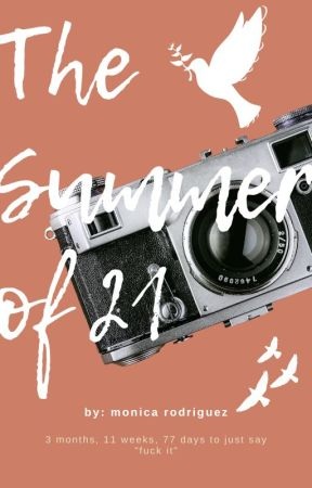 The Summer of 21 {complete} by bookswithmonica