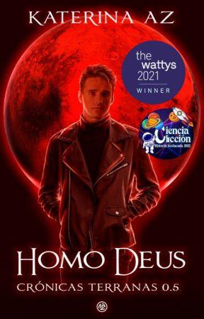 Homo deus by katiealone