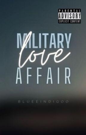Military Love Affair by blueeindigoo
