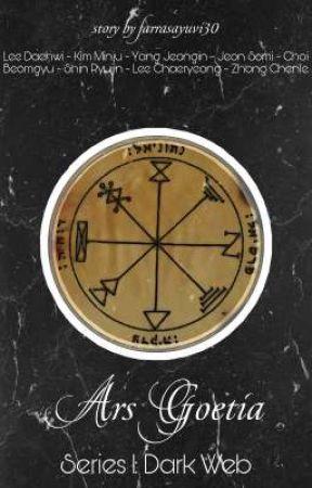 [1] Ars Goetia : Dark Web by farrasayuvi30