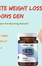 Keto Complete UK | Keto Complete Dragons Den by donaldstrait