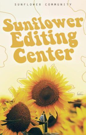 Sunflower Editing Center by SunflowerCommunity