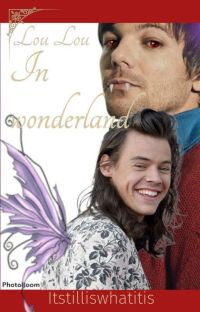 Lou Lou In Wonderland cover
