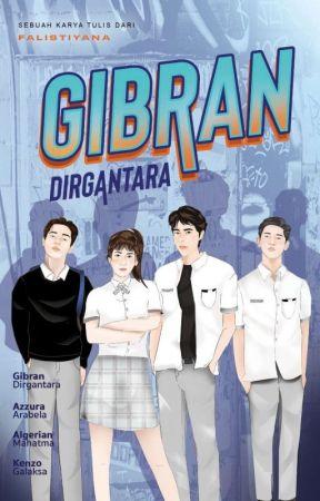 GIBRAN DIRGANTARA by fafayy_