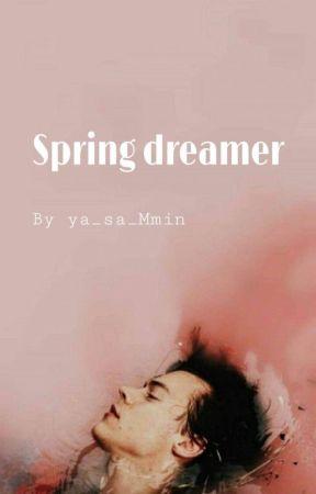 Spring dreamer. |zarry| by Ya_sa_Mmin