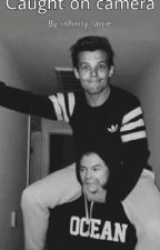 Caught on camera I L.S I AU by Infinity_Larrie