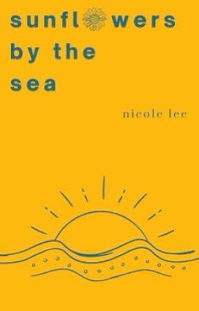 sunflowers by the sea by NicoleLeeJiaqi