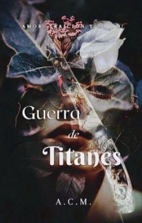 Guerra de Titanes by airam_28