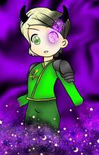 Ninjago : Oni Within The Green Ninja by CrystalGarmadon12