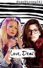 Love, Demi (lesbian story) by writingg-poemss