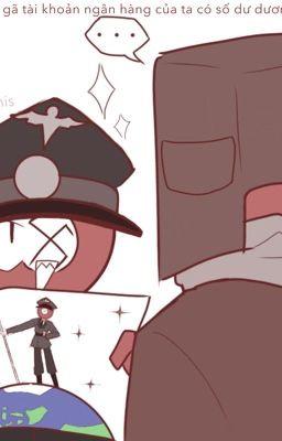 Countryhumans Truyện Ngắn+Oneshot