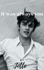 It was always you door Jotte_