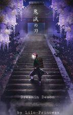 Dreamin Demon KNYxF!Reader by Lilo-Princess