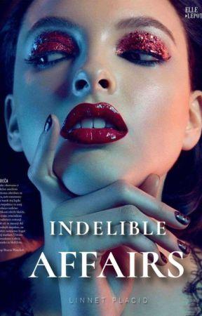 My Illicit Affair  by linnetplacid