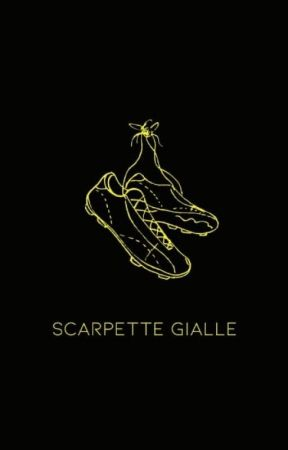 Scarpette gialle by _story_POST