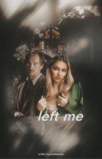 𝔩𝔢𝔣𝔱 𝔪𝔢 - remus lupin by ann4weasley