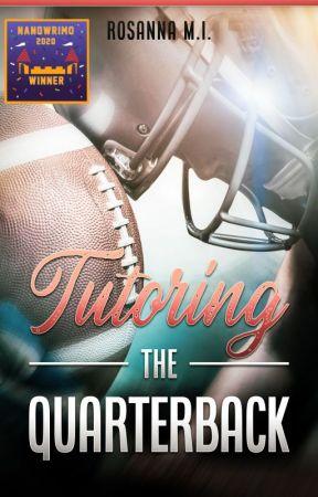 Tutoring The Quarterback  | Sample by RosannaMI