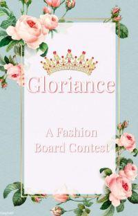 ꧁𝐺𝑙𝑜𝑟𝑖𝑎𝑛𝑐𝑒, A Fashion Board Contest꧂ cover