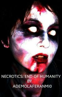Necrotics: End Of Humanity cover