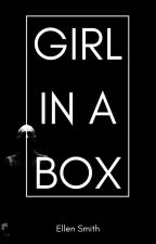 Girl in a box by ManicPanicRed