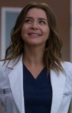 tear stained clothes ~ the youngest shepherd sister ~ greys anatomy by spampinatoxbishop