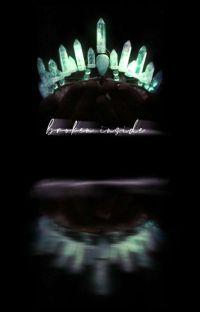 Broken inside cover
