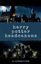 Harry Potter Poly Imagines by Al_Longbottom