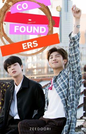 Co-founders by ZeeDooRi