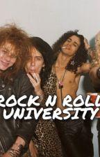 Rock 'N Roll University by bowbowbunnie