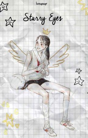 STARRY EYES | Eren Jaeger. by erensluvv