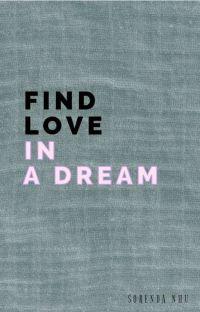 Find Love In A Dream cover