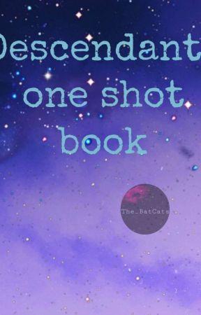 Descendants One Shot Book by The_BatCats