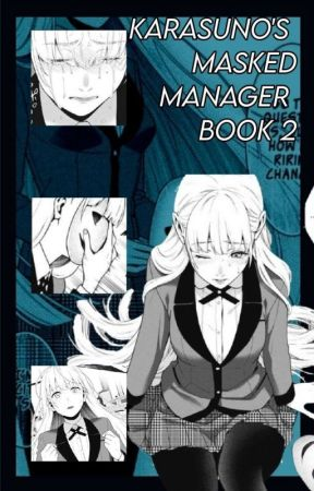 Karasuno's Masked Manager Book 2 (Haikyuu x Male Reader) by Skully134