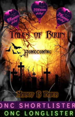 Tales of Ruuin - Homecoming | ONC 2021 by MarcoBaier