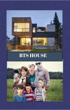 BTS HOUSE by dude00oo1