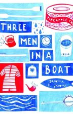 Three Men in a Boat by gutenberg