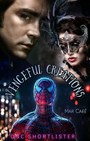Vengeful Creations || ONC 2021 by MarCafeWrites