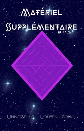 UNIVERSELLE : Matériel supplémentaire by JustZaza